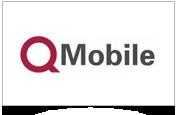 qmobile mobile logo