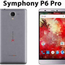 Symphony P6 Pro