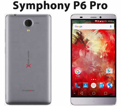 Image result for Symphony P6 PRO