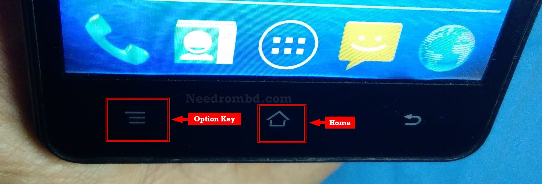 Option Key