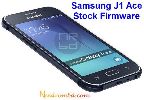 Samsung J1 Ace Firmware