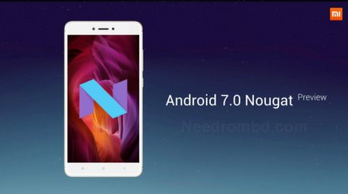 Xiaomi Finally Rolls Out Nougat Update To The Redmi Note 4: Xiaomi Redmi Note 4: Upgraded To Android 7.0 Nougat