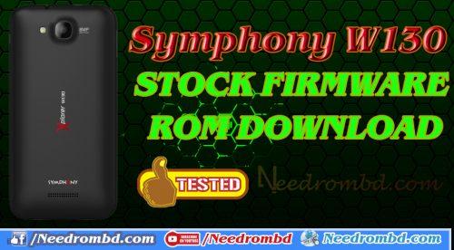 symphony W130