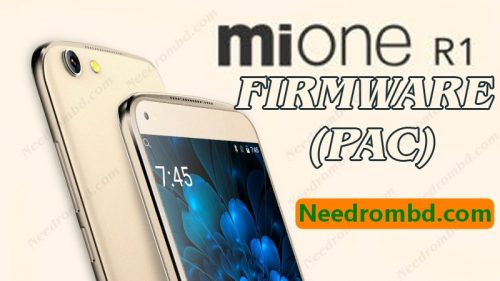 Mione R1 Stock Firmware Without Password | Needrombd