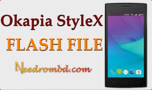 Okapia StyleX
