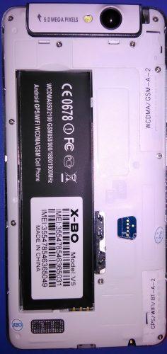x-bo v5 5.1 firmware