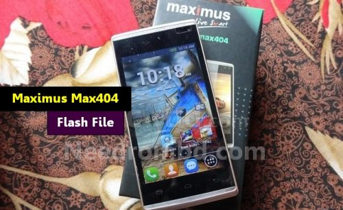 maximus max404