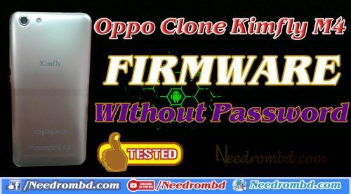 Oppo Kimfly M4 Clone