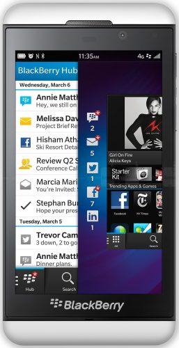 BlackBerry Z10 Updated OS Firmware File | Needrombd