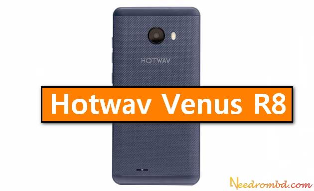 Hotwav Venus R8 VB08