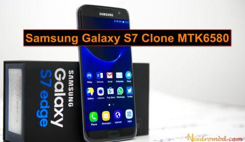 Samsung S7 MT6580