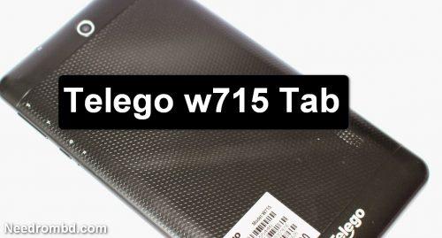 Telego w715 Tab MT6572 Flash File Free | Needrombd