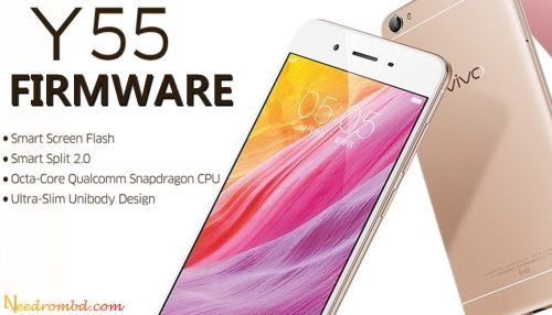 Vivo Y55 & Y55L (PD1613F) Firmware Rom | Needrombd