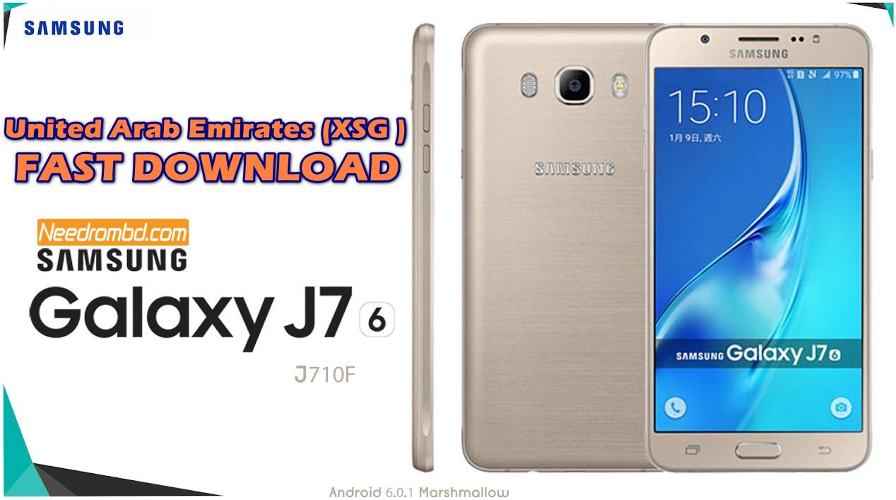 Samsung J7 ⑥ SM-J710F XSG Rom [FAST DOWNLOAD] | Needrombd