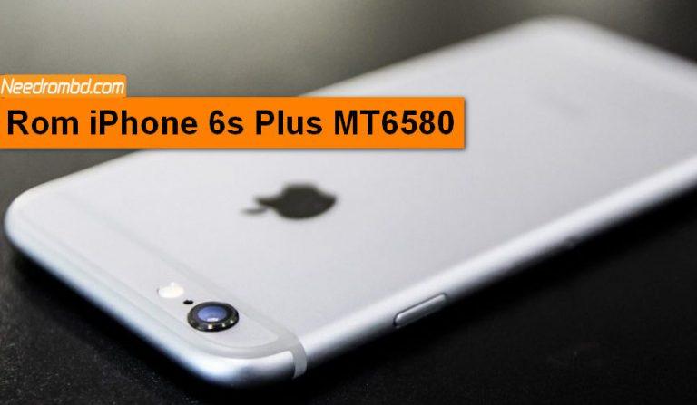 iPhone 6s Plus MT6580