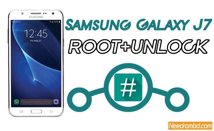 Samsung Galaxy SM-J700F root