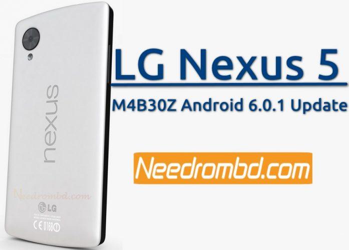 LG Nexus 5 M4B30Z