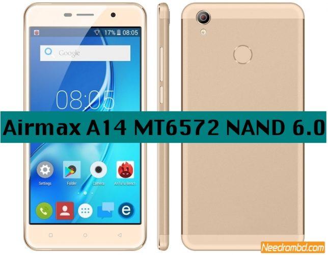 Airmax A14 MT6572