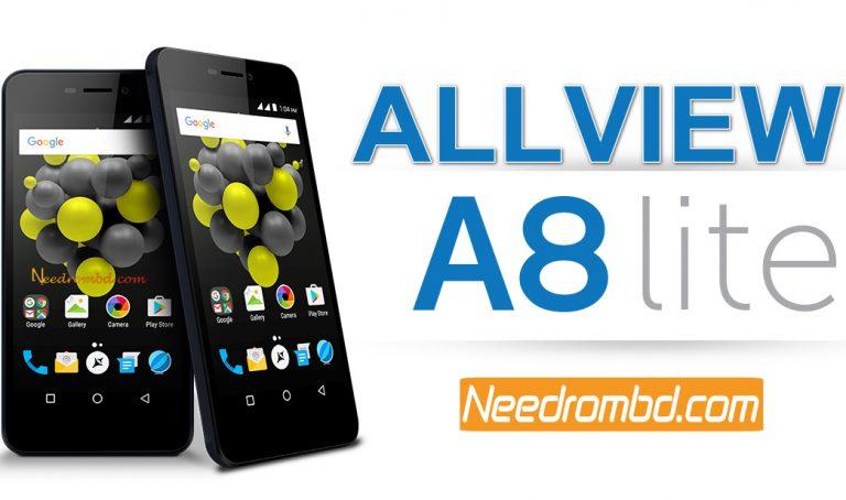 Allview A8 Lite MT6580