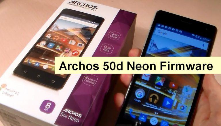 Archos 50d Neon