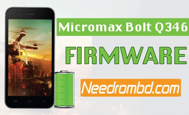 Micromax Bolt Q346
