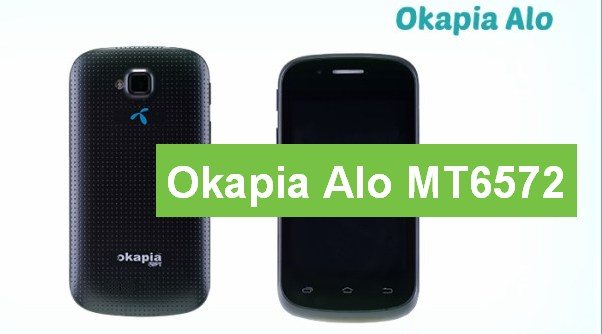 Okapia Alo MT6572