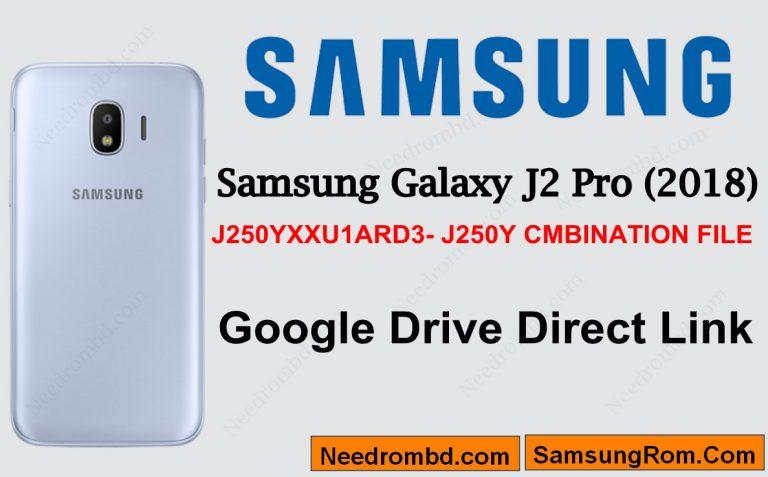 Samsung J2 Pro SM-J250Y