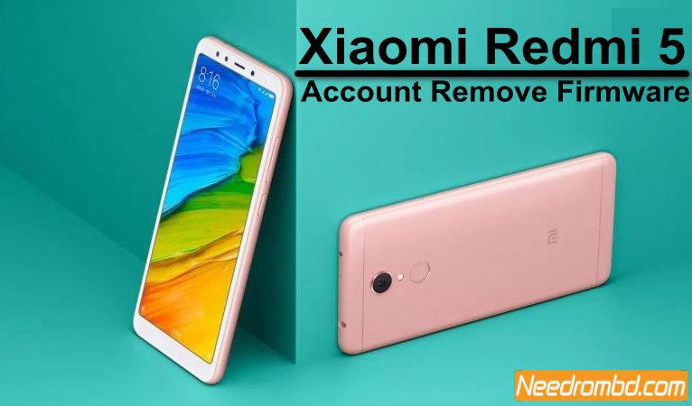 Xiaomi Redmi 5 MDG1