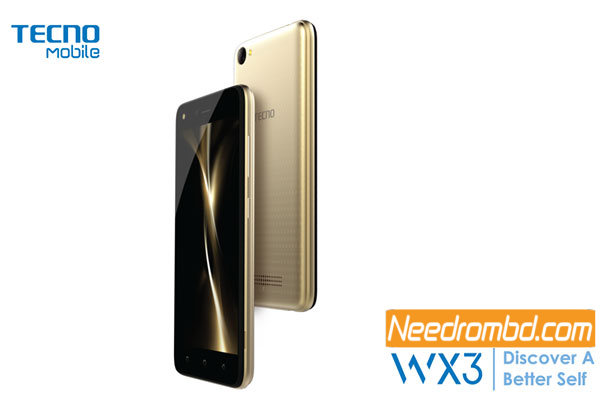 Tecno WX3 MT6580 Flash File Without password | Needrombd