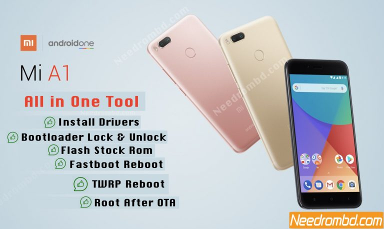 Xiaomi Mi A1 All In One Tool