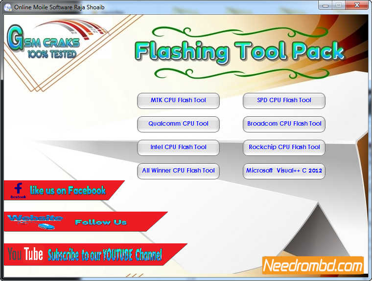 All In One Flash Tool