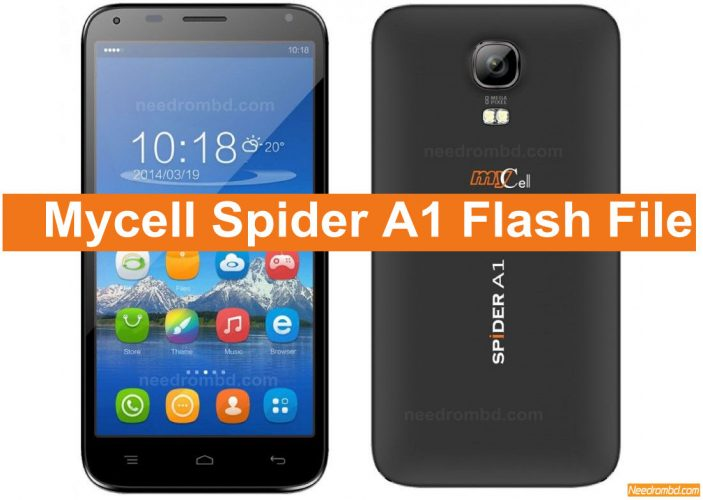 Mycell Spider A1