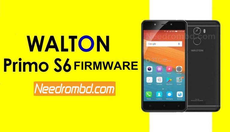 Walton Primo S6 MT6737T