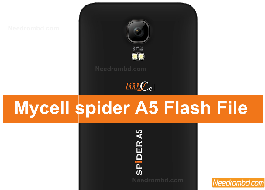 Mycell spider A5