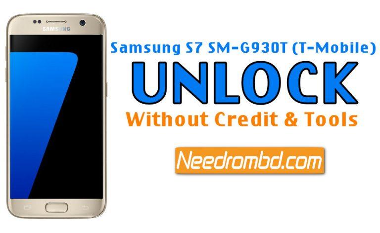 Samsung S7 SM-G930T