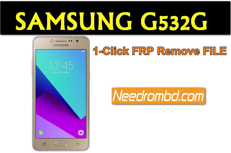 Samsung J2 Prime FRP