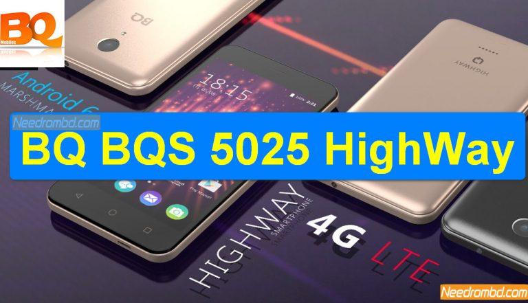 BQ BQS 5025 HighWay