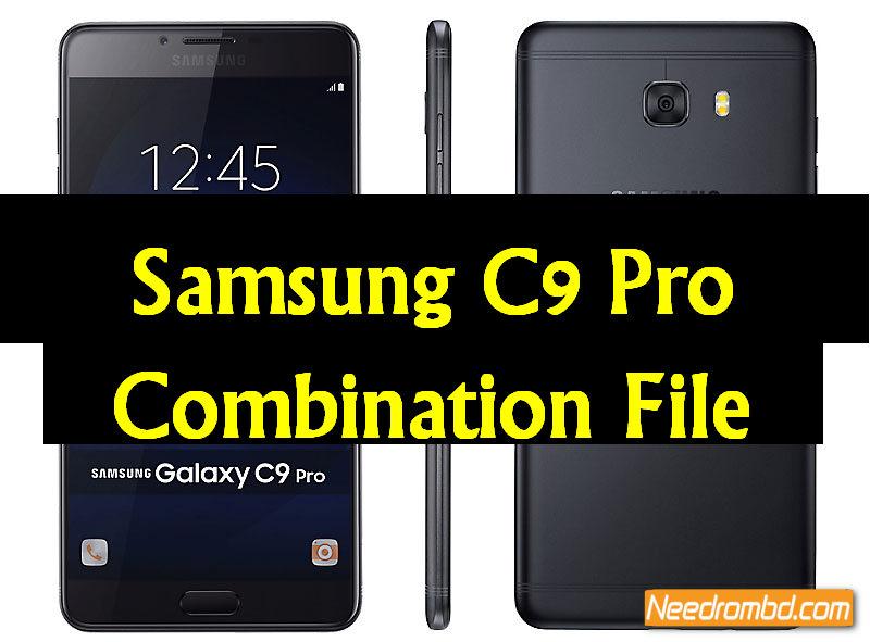 Samsung C9 Pro - C900F Combination