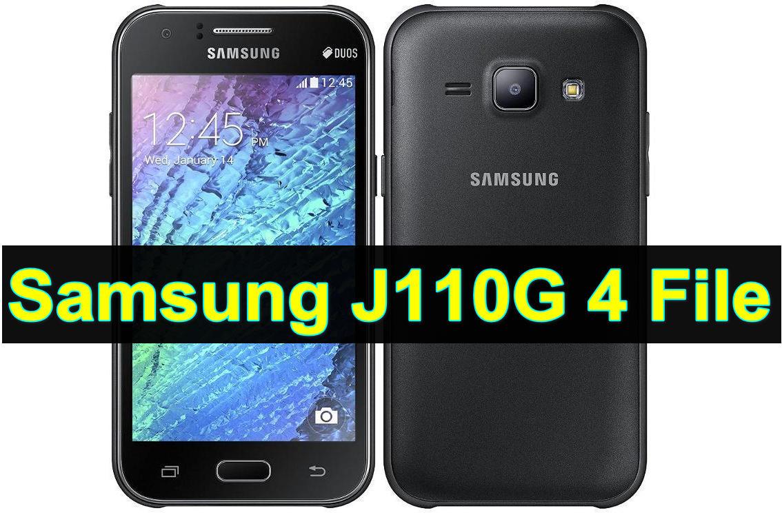 Samsung J110g 4 File Repair Firmware Free Download