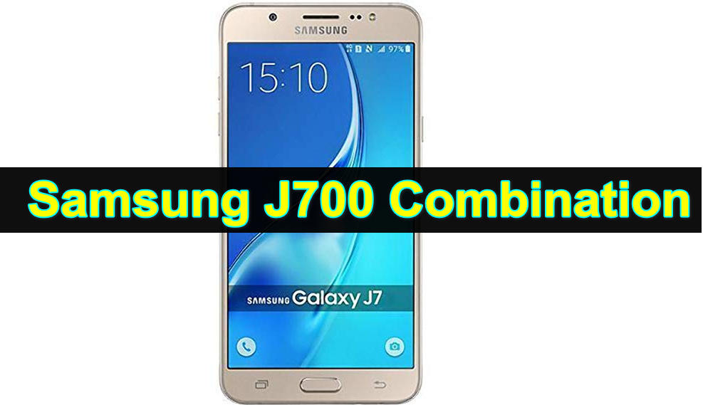 Galaxy J7 SM-J700H Combination Firmware
