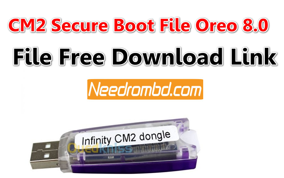 CM2 Secure Boot File Oreo 8.0