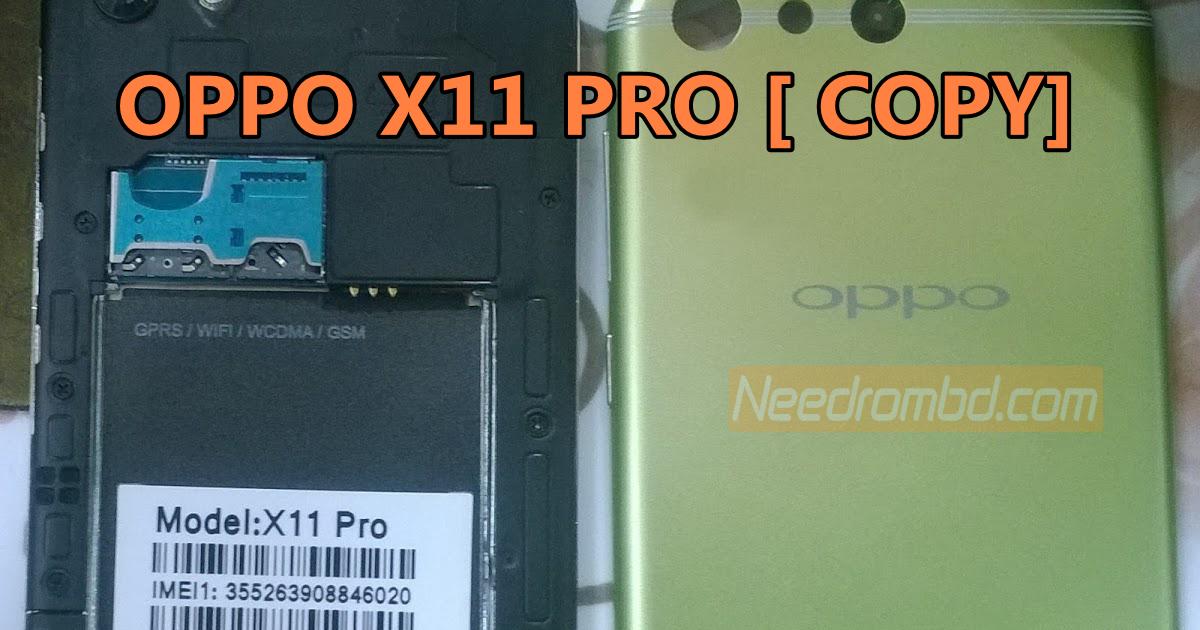 Oppo X11 Pro