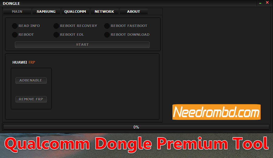 Qualcomm Dongle Premium Tool