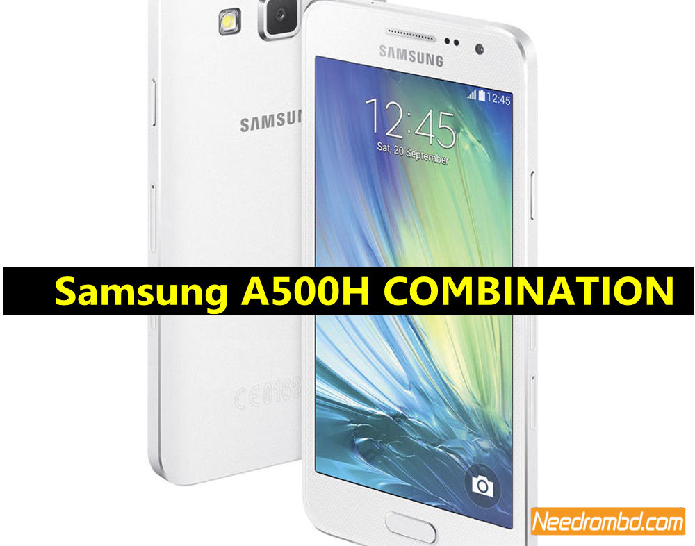 Samsung A500H COMBINATION