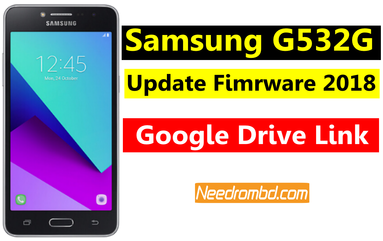 Samsung G532G 4 Fimrware