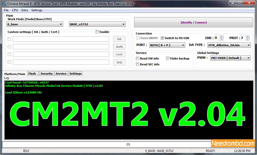 CM2MT2 v2.04