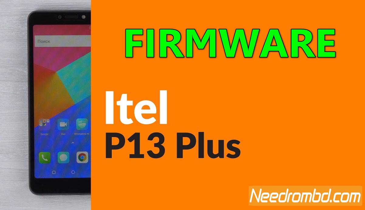 iTel P13 Plus Firmware Android 8 1 [Google Drive ] | Needrombd