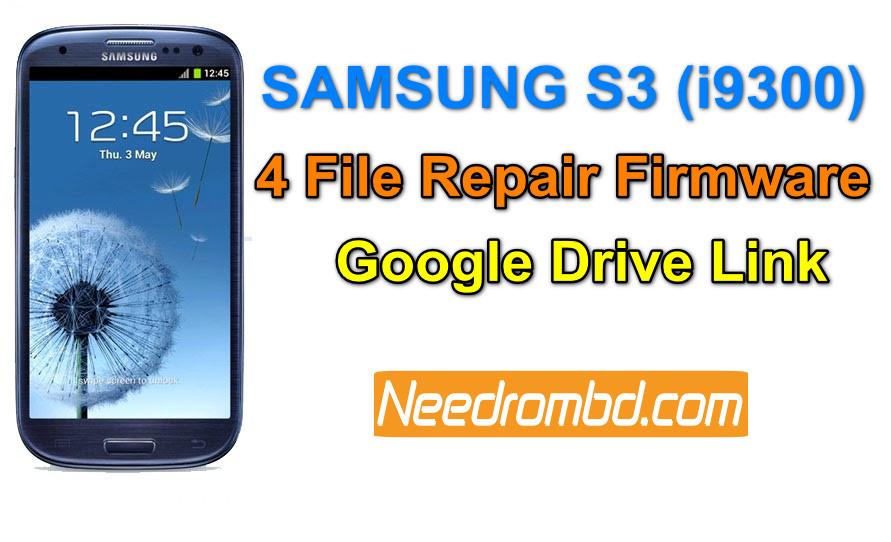 Samsung S3 4 File