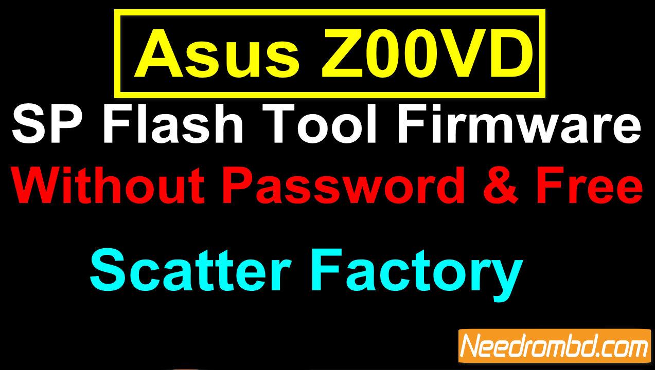 Asus Z00VD Scatter