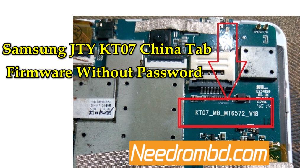 Samsung JTY KT07